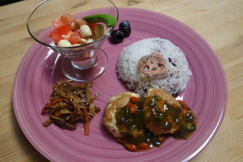 Yuki food