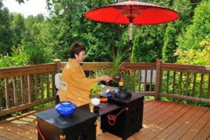 Yumiko Tea Ceremony