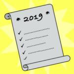 Resolutions List Graphic